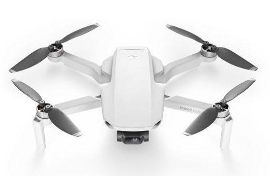 DJI Mavic Mini 2.7K Video Just Below the FAA's Registration